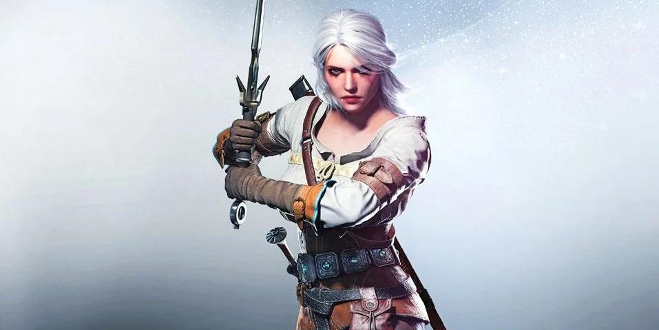 El increíble fan art de The Witcher 3 le da a Ciri una nueva armadura y un peinado diferente, GamersRD