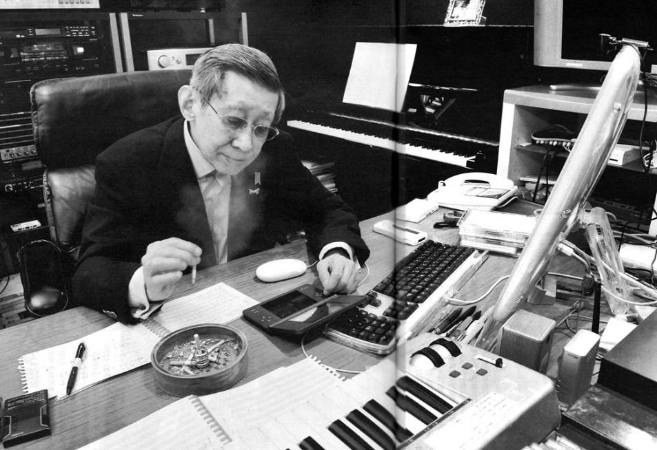 Fallece el compositor de Dragon Quest, Koichi Sugiyama, GamersRD