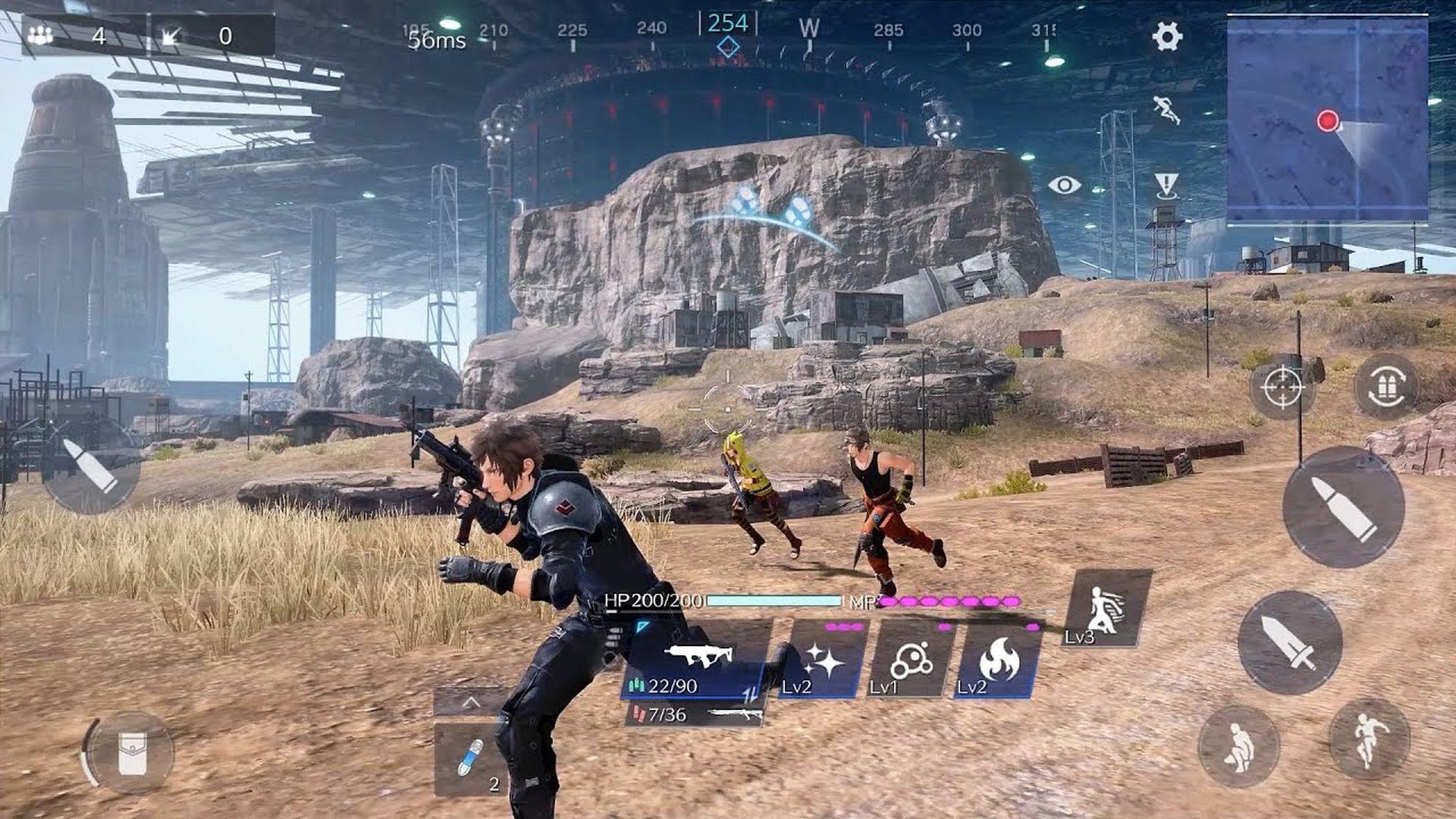 Final Fantasy 7: The First Soldier se lanza en Noviembre para iOS, Android, GamersRD
