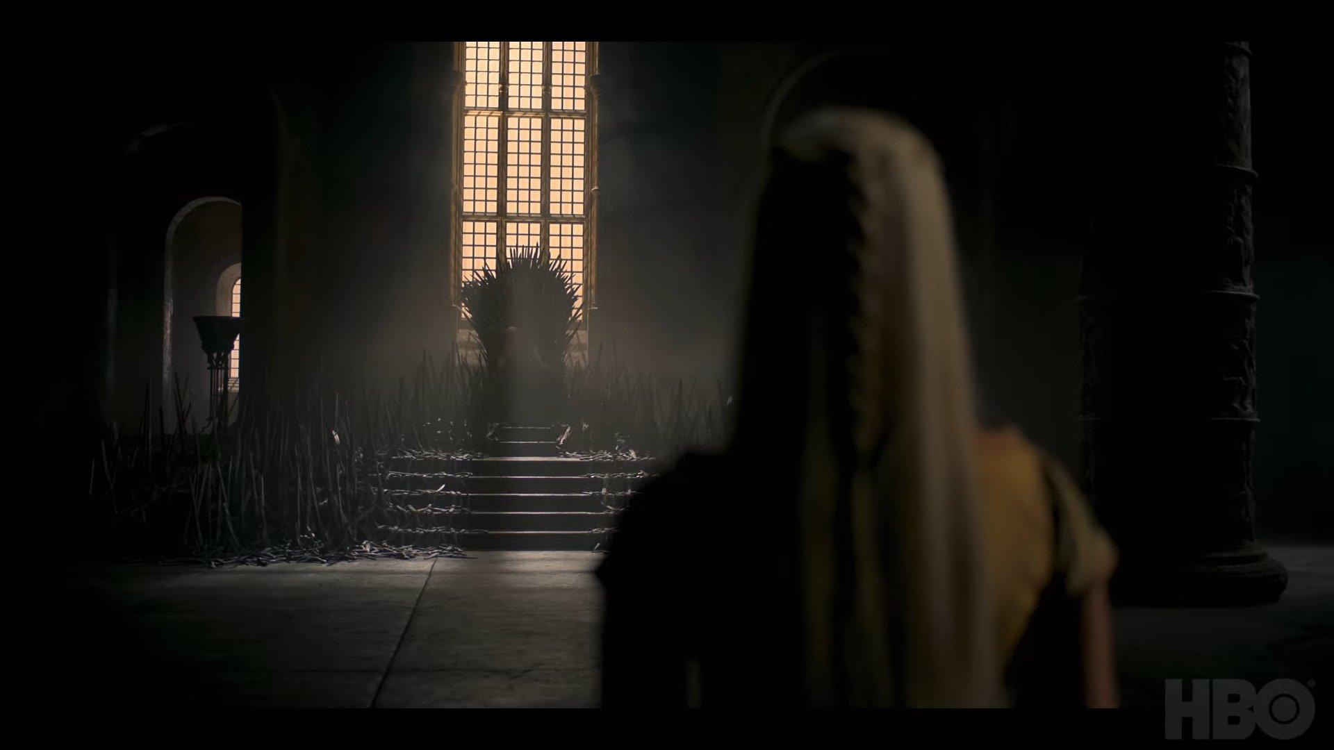 HBO Max revela teaser trailer de House of The Dragon