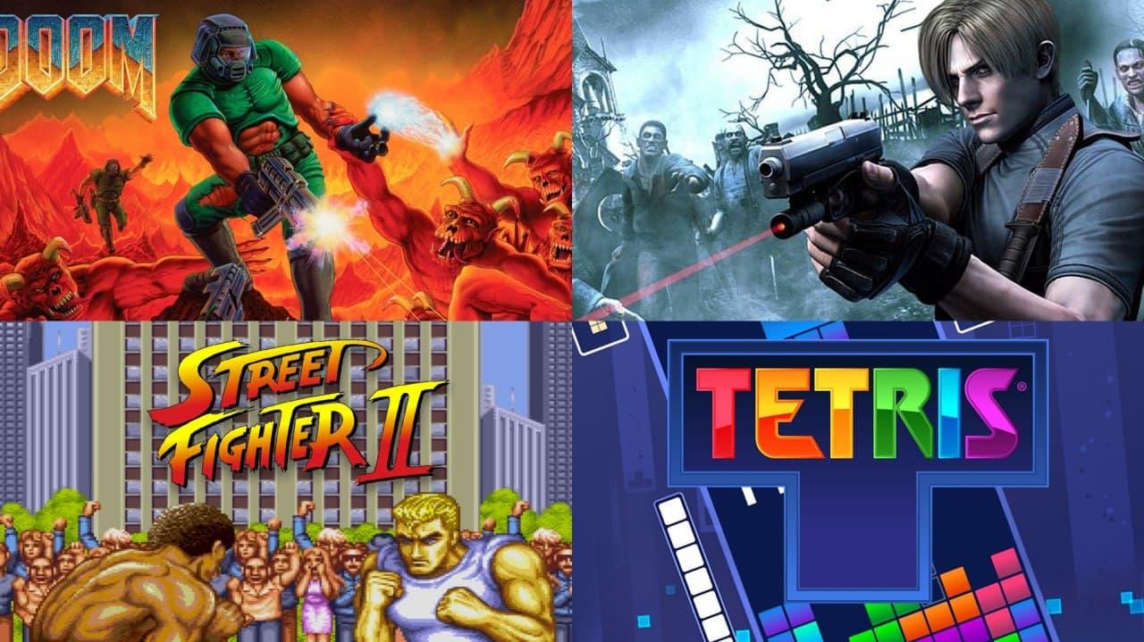Los 5 videojuegos más explotados de la historia, GamersRD
