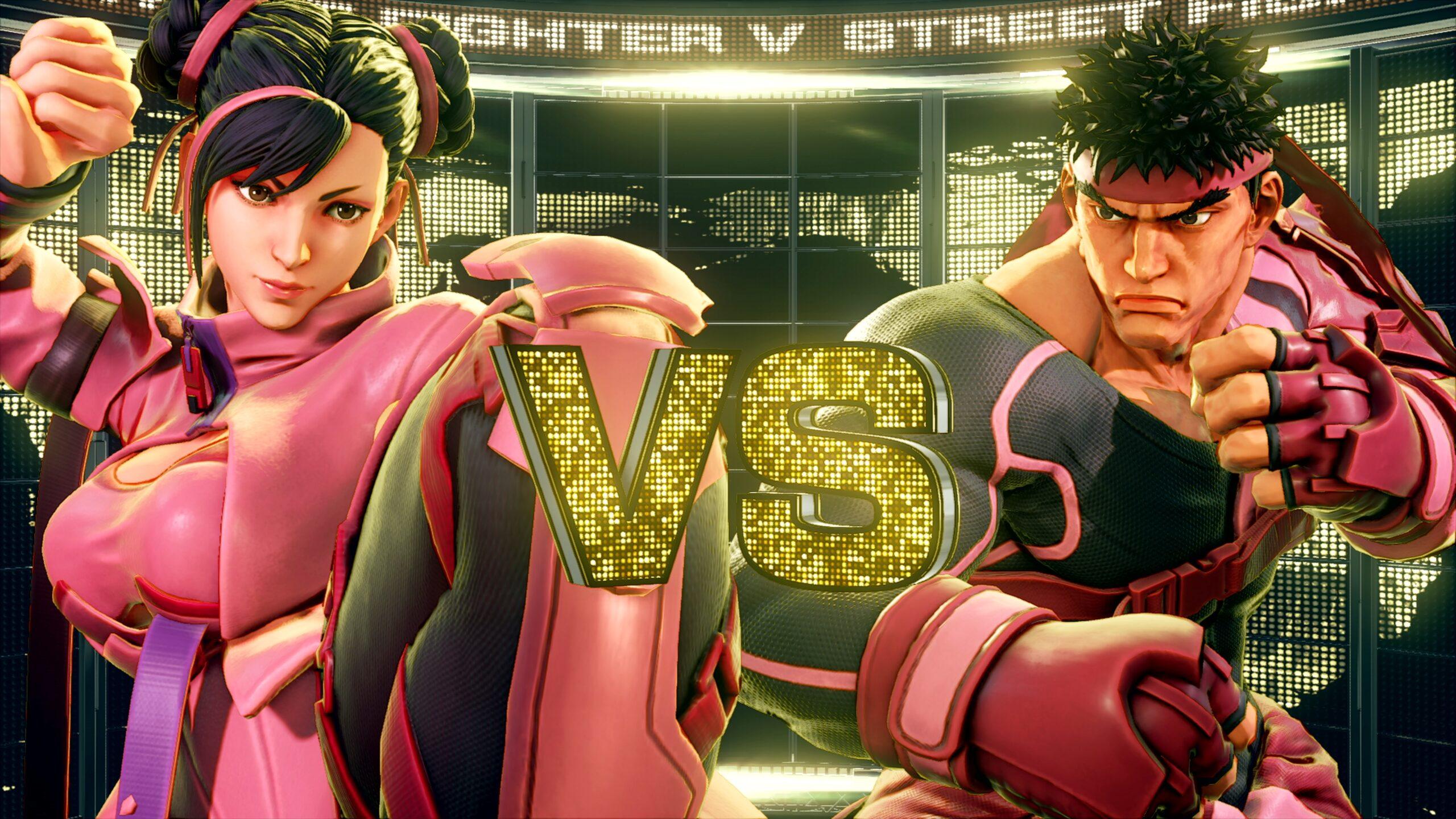 Los disfraces benéficos de Street Fighter 5 recaudarán dinero para la investigación del cáncer de mama, GamersRD