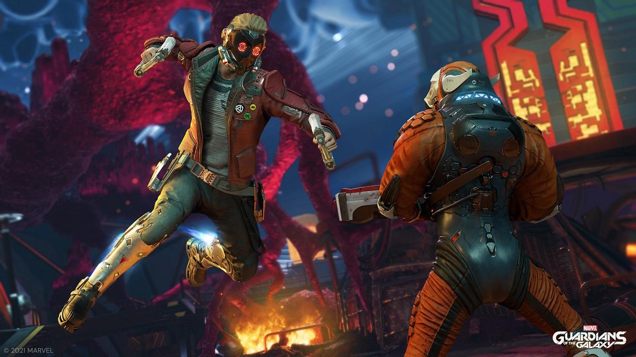 Marvel's Guardians Of The Galaxy lanza el segundo sencillo de la banda Star-Lord Zero To Hero, GamersRD