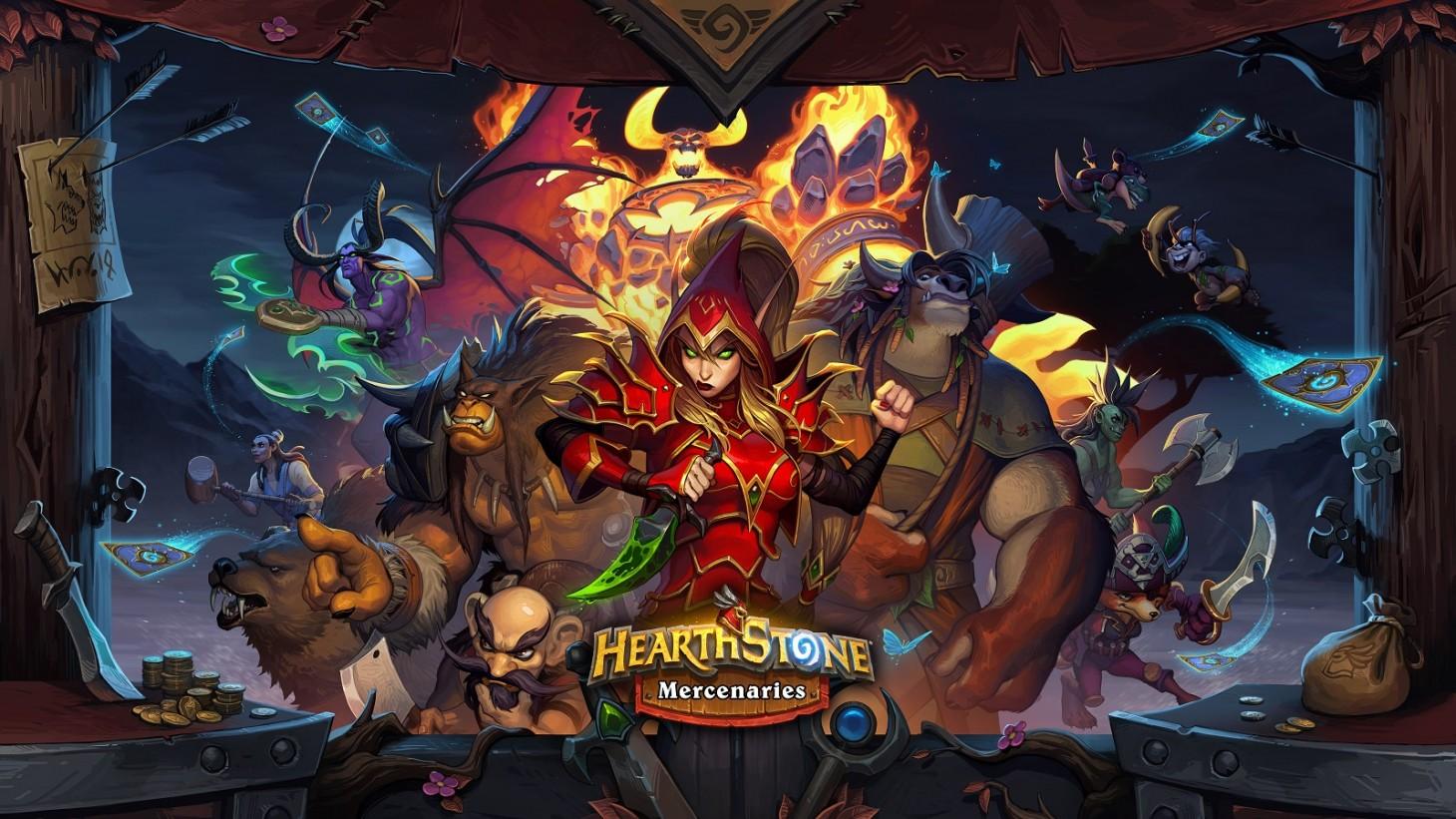 Mercenarios de Hearthstone , GamersRD