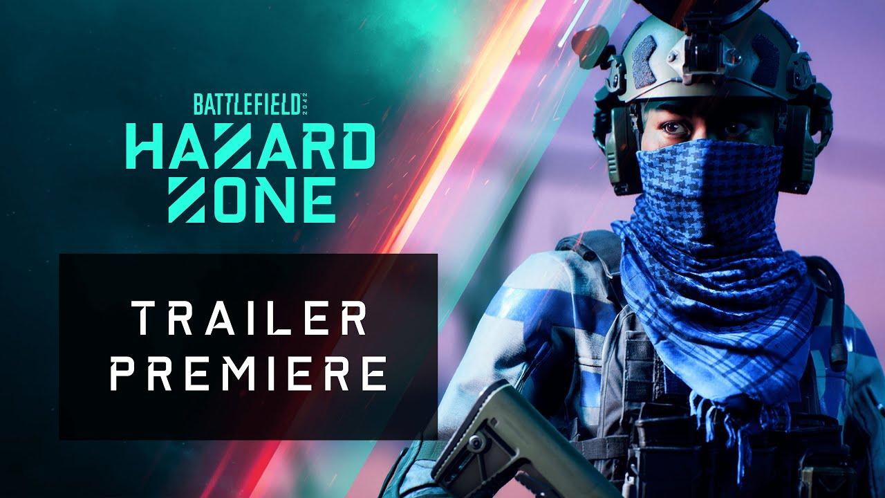 Modo Hazard Zone de Battlefield 2042 sera revelado este jueves 14 de octubre