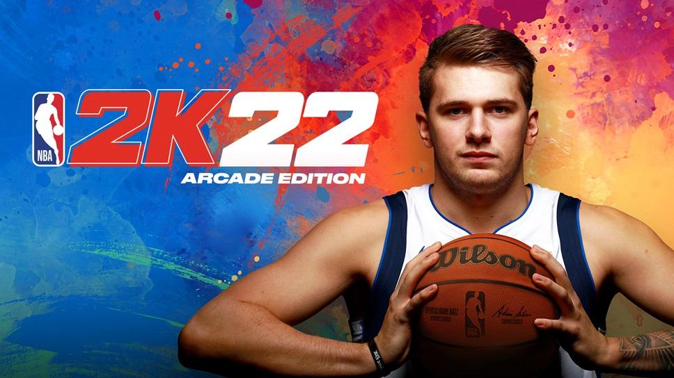 NBA 2K22 Aple Arcade, GamersRD