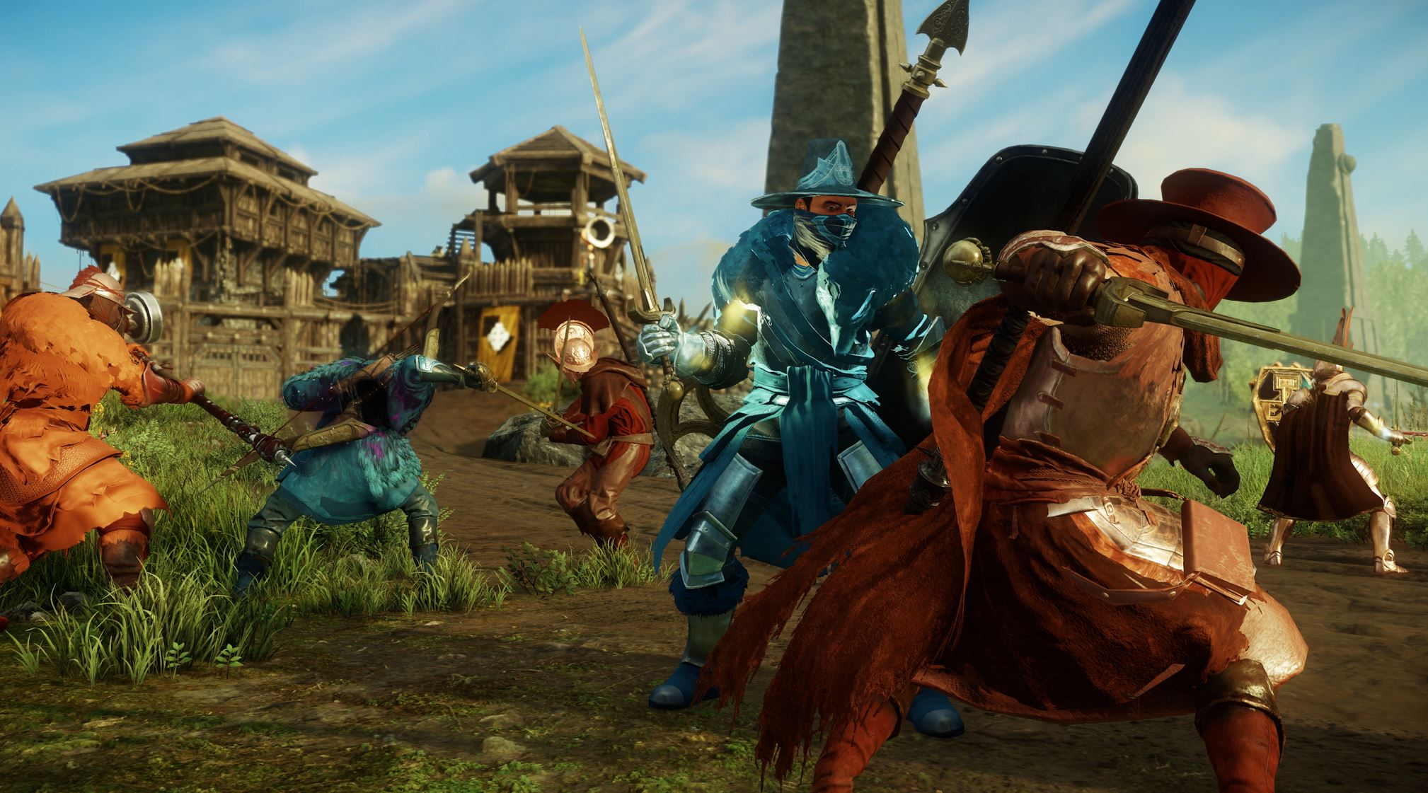 New World Review GamersRD4