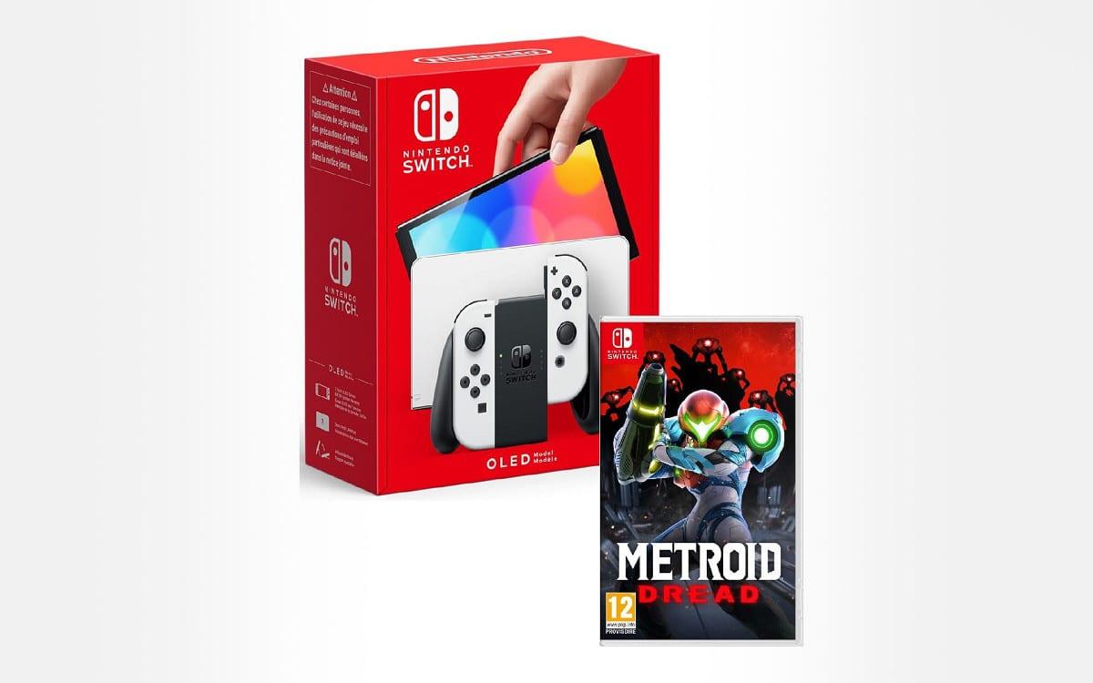Nintendo-Switch-OLED-Metroid-Dread GamersRD