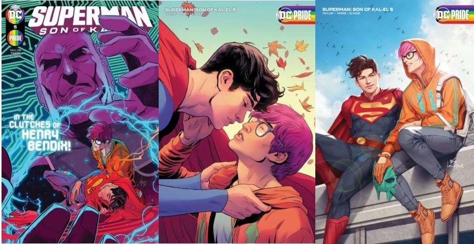 Nuevo Superman de DC es Bisexual