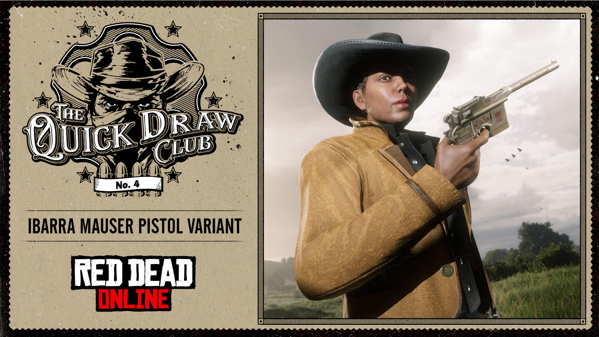 Red Dead Online El Club de Pistoleros ya esta disponible, bonificaciones en Pueblo Armado y para naturalistas, descuentos y mucho más, GamersRD