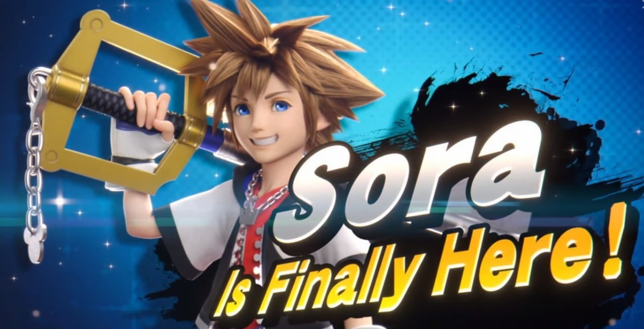 Super Smash Bros. Ultimate Streamer nota un increíble detalle de Sora, GamersRD