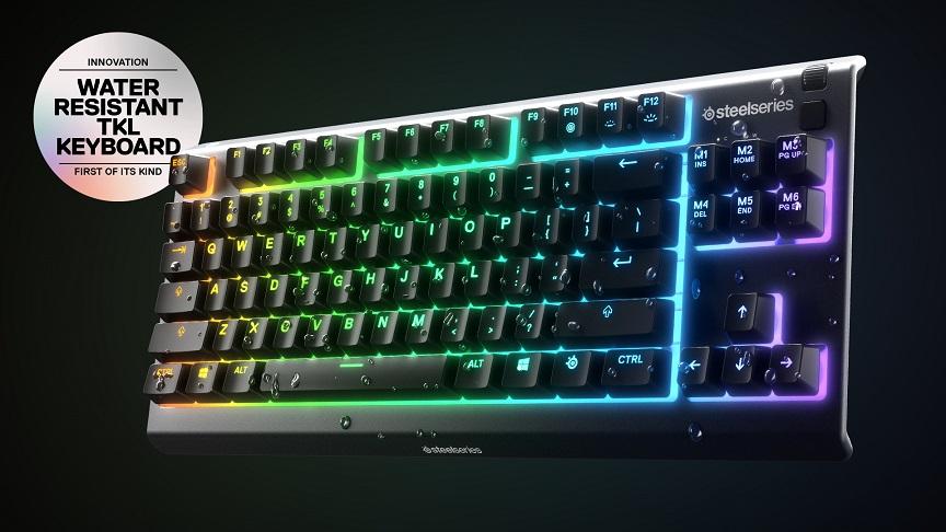 SteelSeries presenta Apex 3 TLK, GamersRD