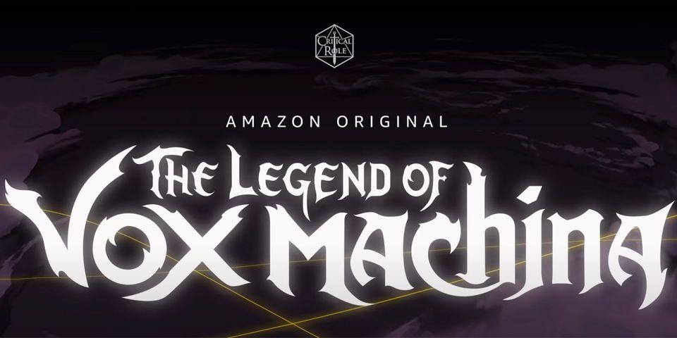 The Legend of Vox Machina revela créditos de apertura, lectura de mesa en vivo y fecha de estreno, GamersRD