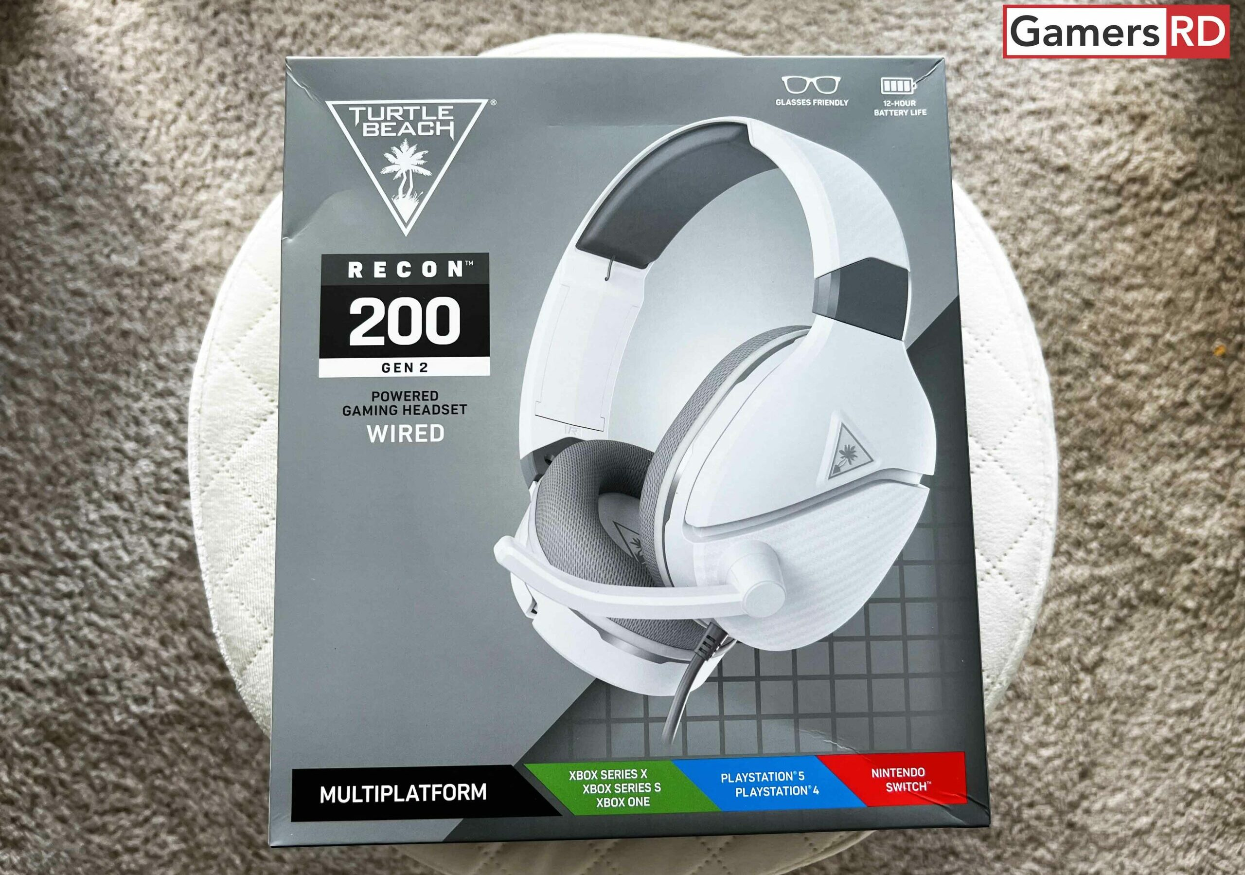 Turtle Beach Recon 200 Gen 2 Headsets Review, GamersRD