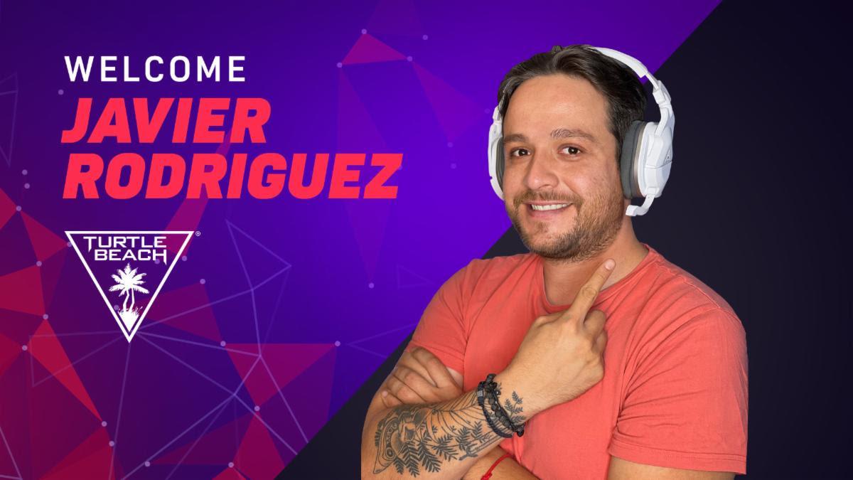Turtle Beach se asocia con Javier Rodriguez pionero en los deportes electrónicos en México, GamersRD