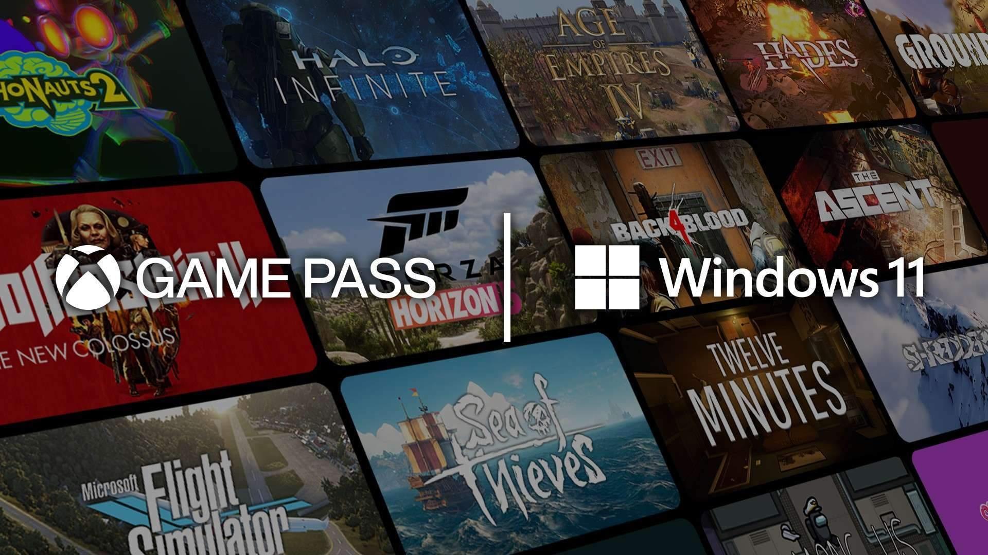 Windows 11 videojuegos, gamersrRD
